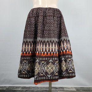 Penningtons Brown Skirt Size 2X